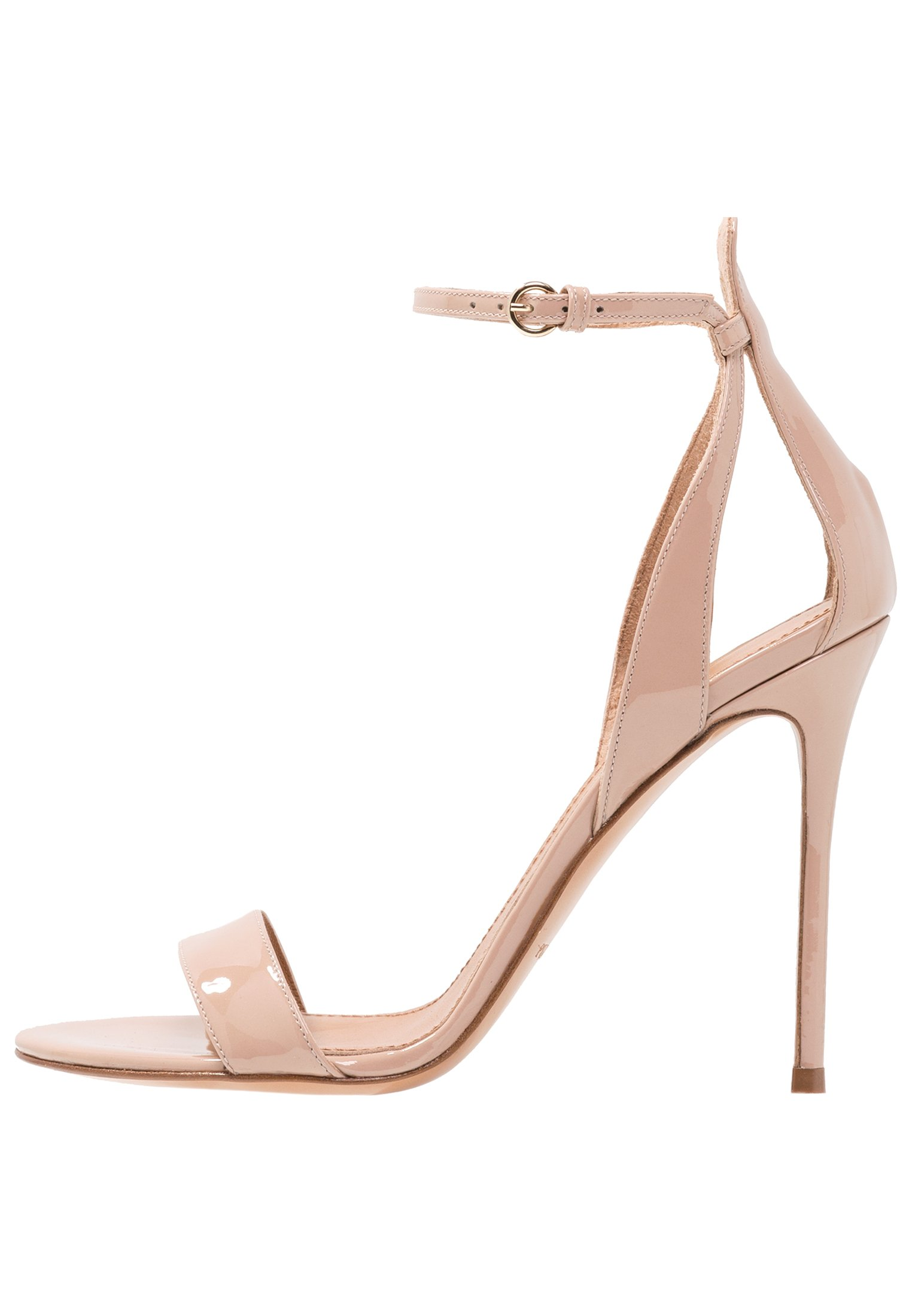 Pura Lopez High Heeled Sandals - Face