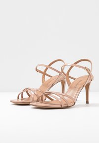 Pura Lopez - High heeled sandals - nude - 4