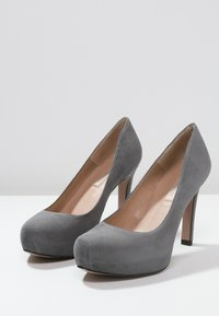 Pura Lopez - Klassiska pumps - grey - 2