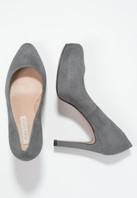 Pura Lopez - Klassiska pumps - grey - 1