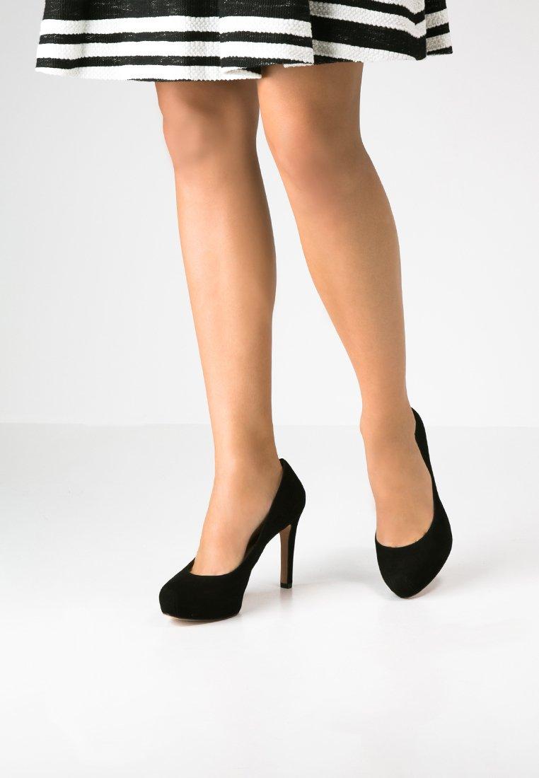 Pura Lopez - Zapatos altos - black