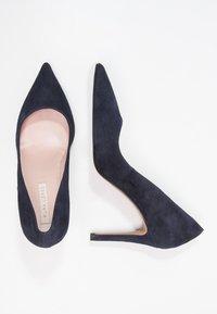 Pura Lopez - Zapatos altos - navy - 3