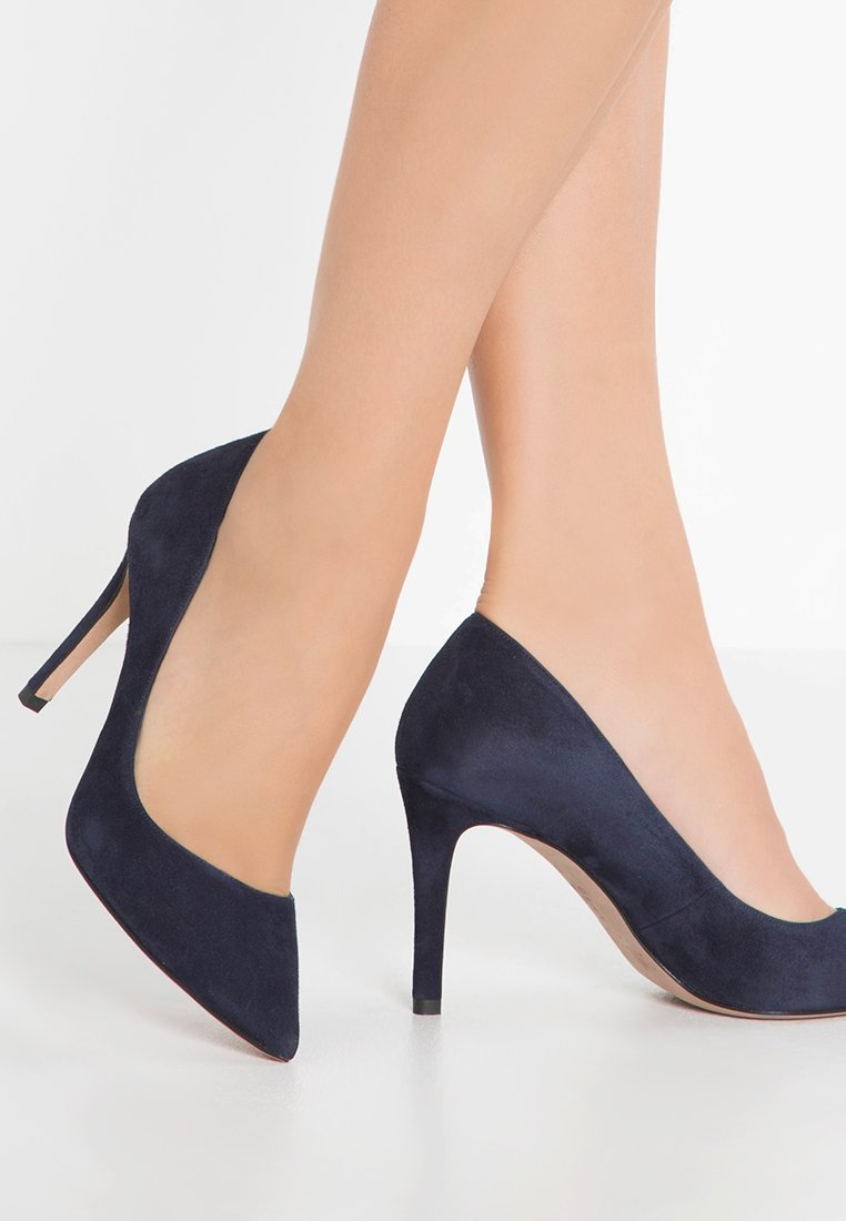 Pura Lopez - Zapatos altos - navy