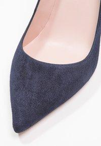 Pura Lopez - Zapatos altos - navy - 6