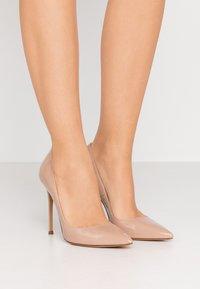 Pura Lopez - Zapatos altos - vernice face - 0