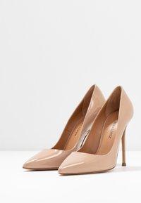 Pura Lopez - Zapatos altos - vernice face - 4