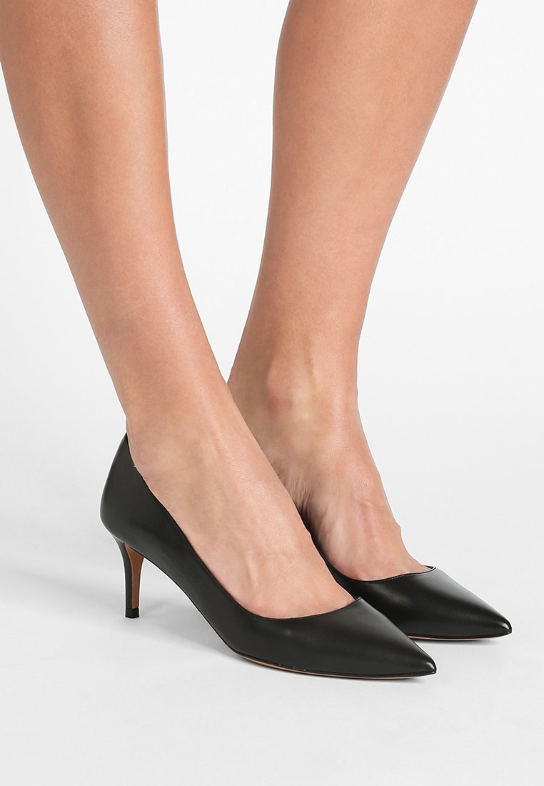Pura Lopez - Klassiske pumps - black