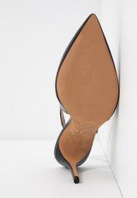 Pura Lopez - Lodičky na vysokém podpatku - black - 6