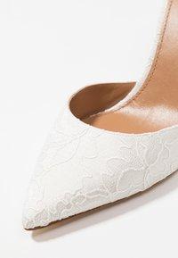 Pura Lopez - Zapatos altos - bone - 2