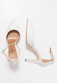 Pura Lopez - Zapatos altos - bone - 3