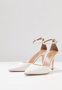 Pura Lopez - Zapatos altos - bone - 4