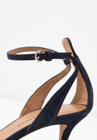 Pura Lopez - Sandals - navy - 2