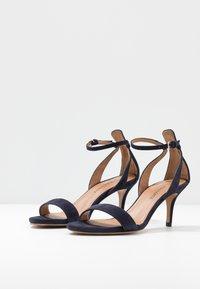 Pura Lopez - Sandals - navy - 4