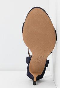 Pura Lopez - Sandals - navy - 6
