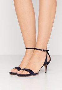 Pura Lopez - Sandals - navy - 0