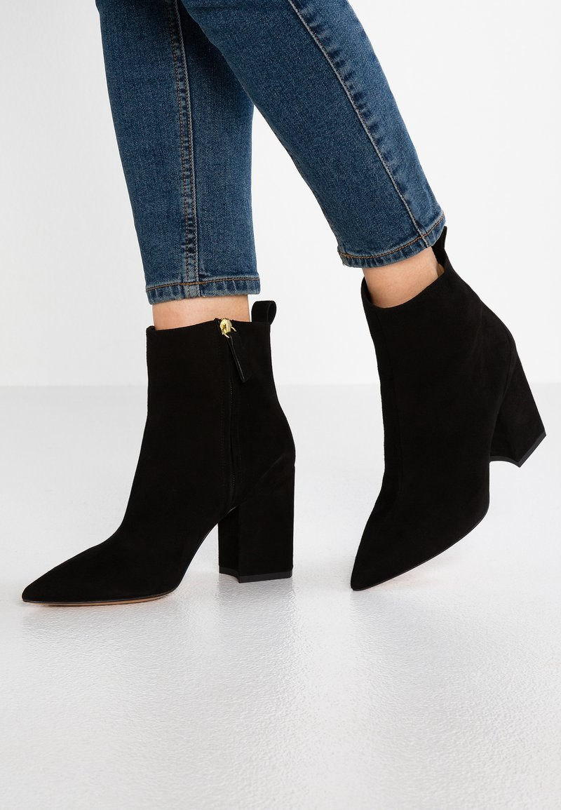 Pura Lopez - High Heel Stiefelette - black