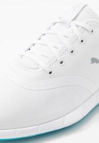 Puma Golf - Golfové boty - white/quarry - 5