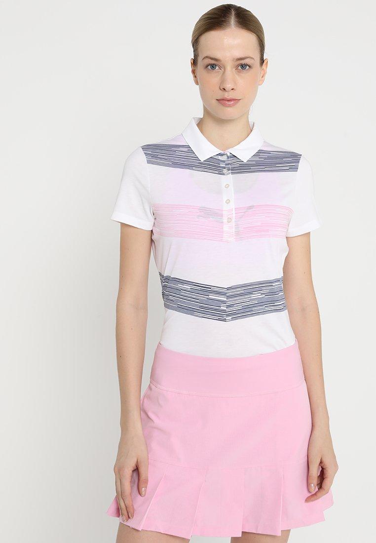 Puma Golf - RACE DAY  - Sports shirt - pale pink