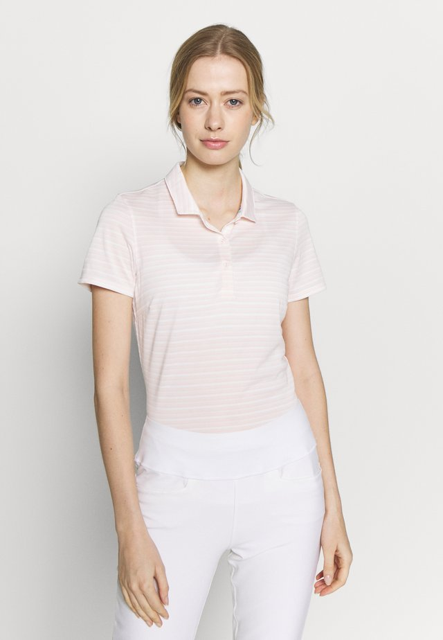 DRIVE - Polo shirt - rosewater