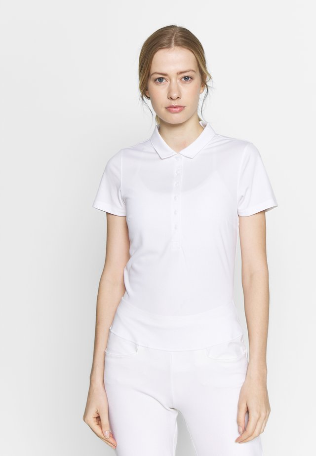 ROTATION - Polo shirt - bright white