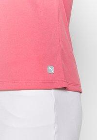 Puma Golf - ROTATION - Polo shirt - rapture rose - 5