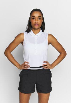 ROTATION SLEEVELESS - Treningsskjorter - bright white