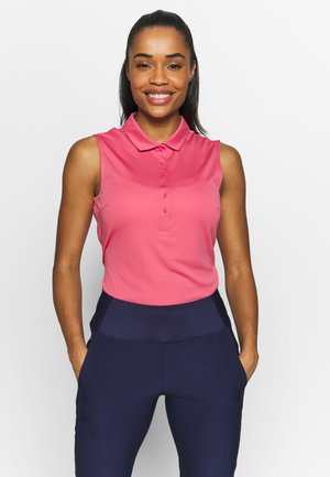 ROTATION SLEEVELESS - Sports shirt - rapture rose