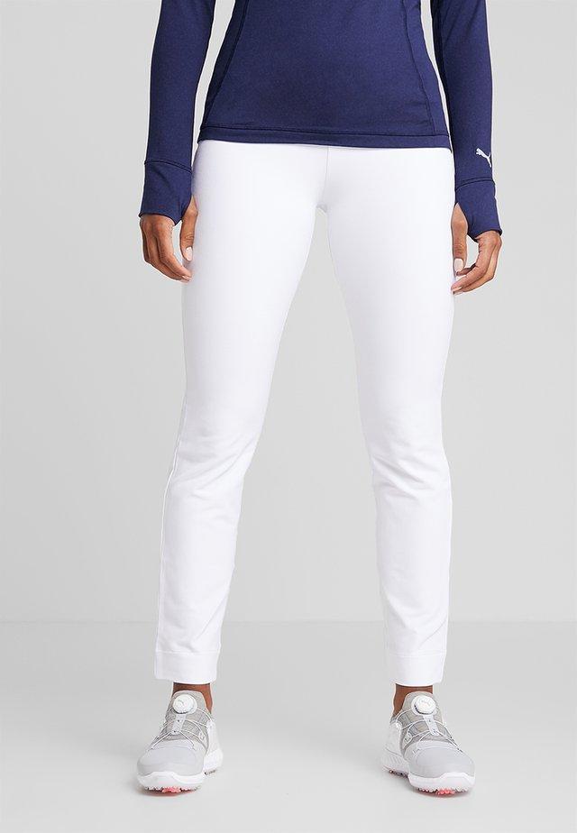PWRSHAPE PULL ON PANT - Friluftsbukser - bright white