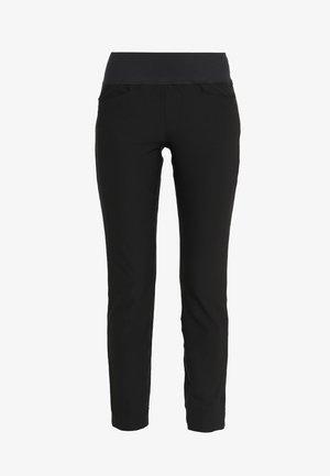 PWRSHAPE PULL ON PANT - Friluftsbukser - black
