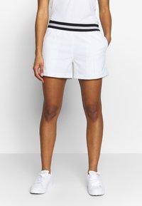 Puma Golf - ELASTIC  - Outdoorové kraťasy - bright white - 0