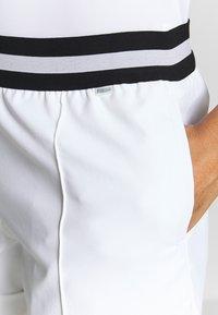 Puma Golf - ELASTIC  - Outdoorové kraťasy - bright white - 4