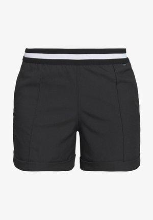 ELASTIC  - Shorts outdoor - black