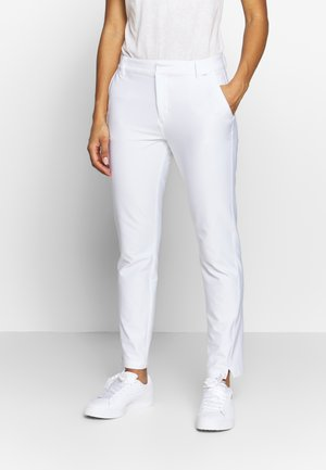 GOLF PANT - Pantaloni - bright white