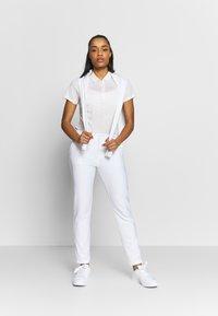 Puma Golf - GOLF PANT - Kalhoty - bright white - 1