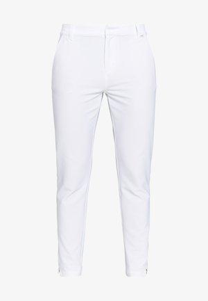 GOLF PANT - Pantaloni - bright white