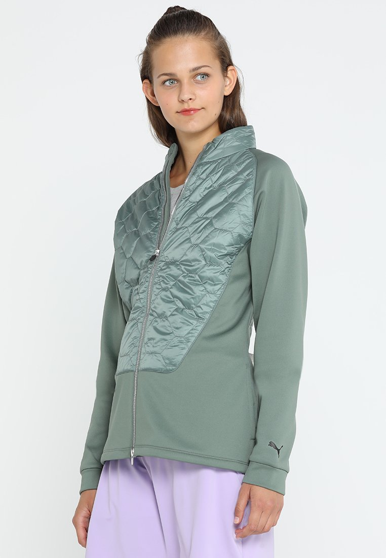 Puma Golf - DASSLER PWRWARM  - Outdoor jacket - laurel wreath heather