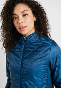 Puma Golf - QUILTED PRIMALOFT JACKET - Winterjas - gibraltar sea - 3