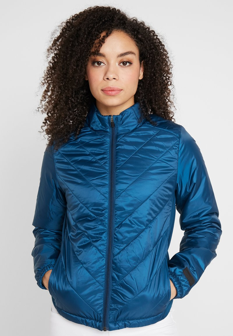 Puma Golf - QUILTED PRIMALOFT JACKET - Winterjas - gibraltar sea