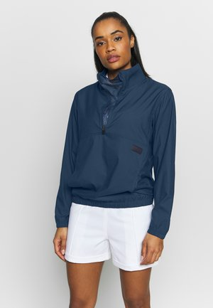 HALF ZIP - Windbreaker - dark denim