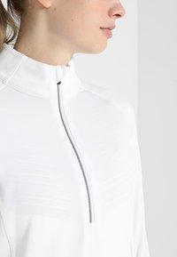 Puma Golf - ROTATION ZIP - Sports shirt - bright white - 3