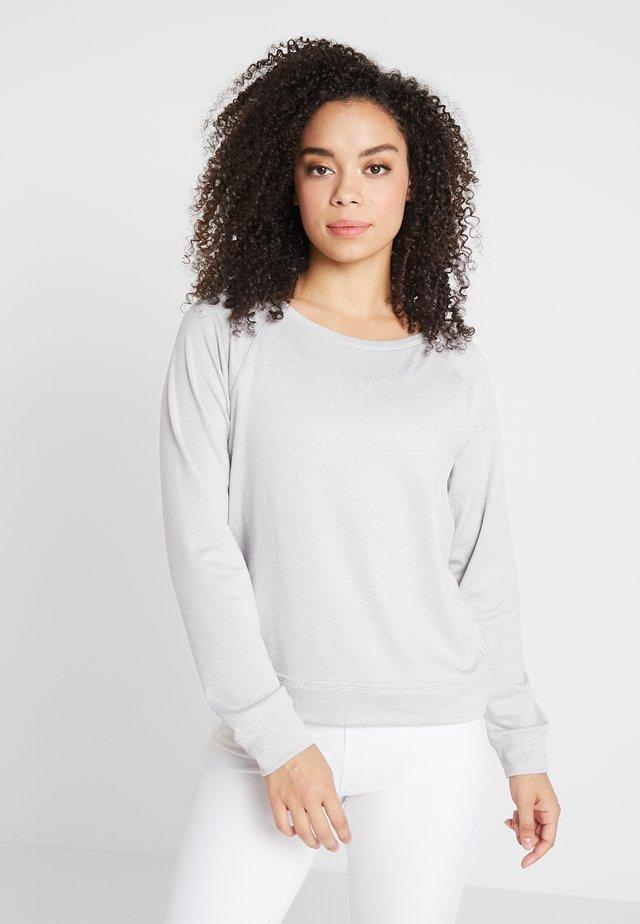 CREWNECK  - Sweatshirt - light gray heather