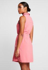 Puma Golf - SLEEVELESS DRESS - Sports dress - rapture rose - 2