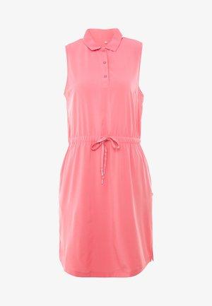 SLEEVELESS DRESS - Sportovní šaty - rapture rose
