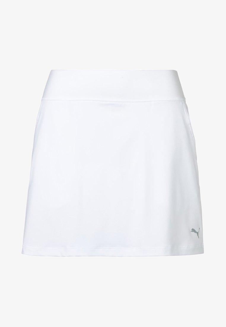 Puma Golf - PWRSHAPE - Sportsnederdel - white