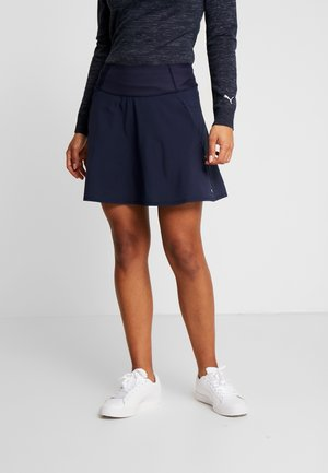 Sports skirt - peacoat