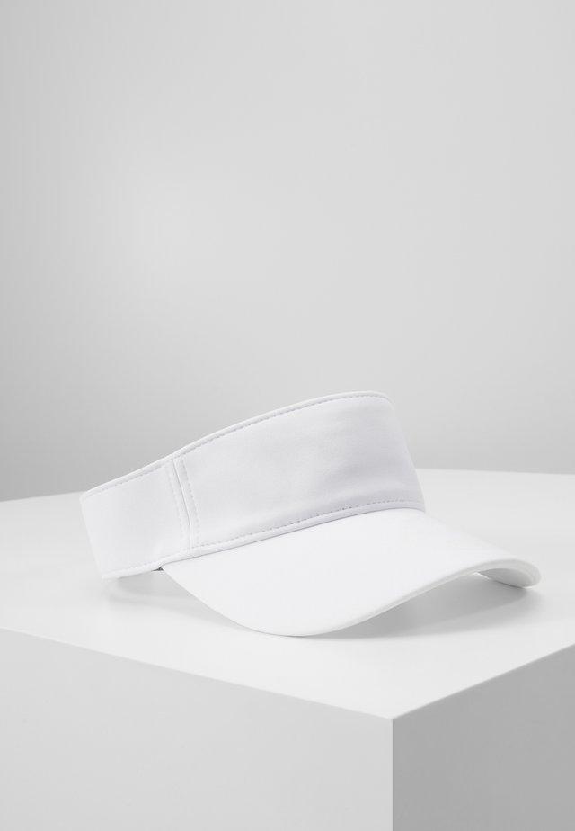 SPORT VISOR - Keps - bright white