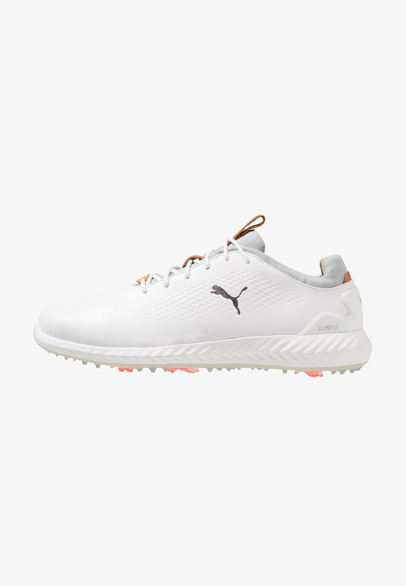 Puma Golf - IGNITE  - Golf shoes - white