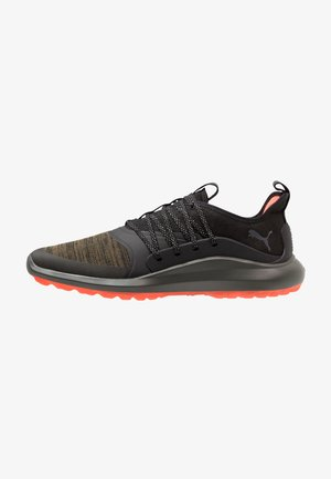 IGNITE NXT SOLELACE - Golf shoes - burnt olive/aged silver/black