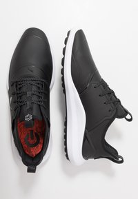Puma Golf - IGNITE NXT PRO - Chaussures de golf - black/team gold/white - 1