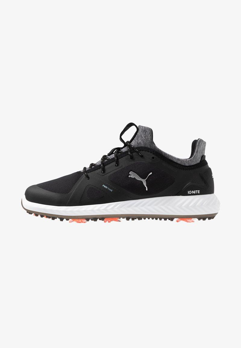 Puma Golf - IGNITE PWRADAPT - Golf shoes - black